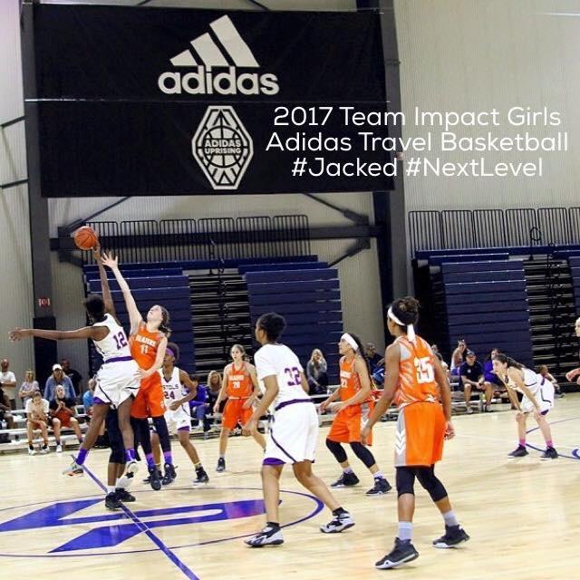 Team Impact Girls