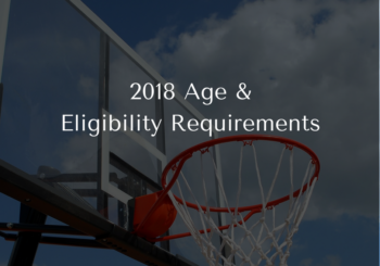 2018 Eligibility Requirements