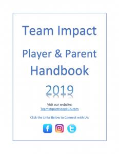 2019 Player Parent Handbook Image