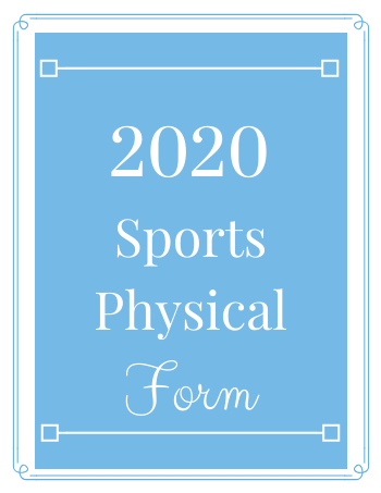sports physical form ga  Sports Physical Form - Team Impact Hoops - GA