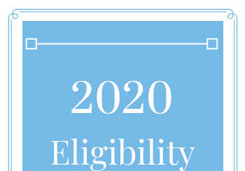 2020 Eligibility Requirements