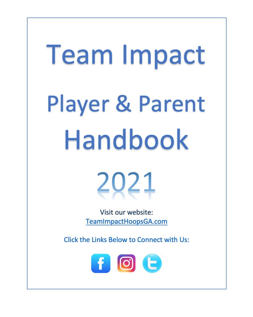 2021 Player Parent Handbook